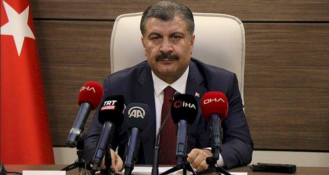 Sağlık Bakanı Koca'dan ölüm ve vaka sayılarındaki iddialarla ilgili açıklama