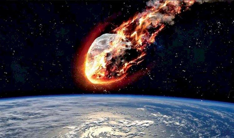 Dev astreoit Dünya'ya yaklaşıyor